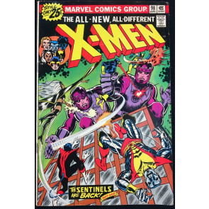 X-men (1963) #198 FN- (5.5) vs The Sentinels