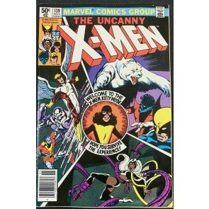 X-Men (1963) #139 VF (8.0) Kitty Pride Joins 1st Brown Costume Wolesm