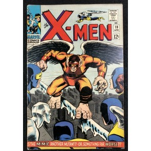 X-Men (1963) #19 FN (6.0) 1st app Mimic