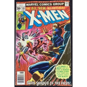 X-Men (1963) #106 VG/FN (5.0) Vs Old X-Men