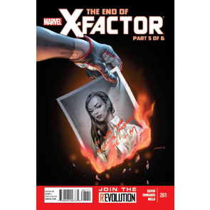 X-Factor (2006) #261 VF/NM Peter David