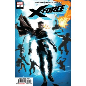 X-Force (2018) #10 VF/NM