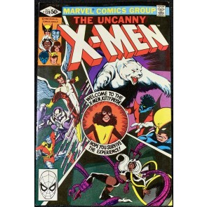 X-Men (1963) #139 VF+ (8.5) Kitty Pride Joins New Costume Wolesm