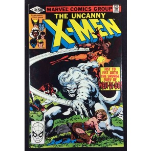 X-Men (1963) #140 NM- (9.2) guest starring Alpha Flight versus Wendigo