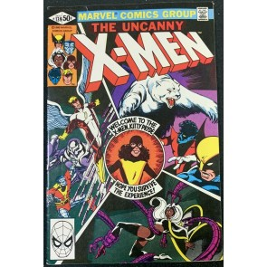 X-Men (1963) #139 FN/VF (7.0) Wolverine 1st Brown Suit Kitty Joins X-Men
