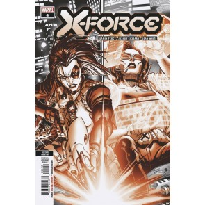 X-Force (2019) #4 VF/NM 2nd Printing Variant