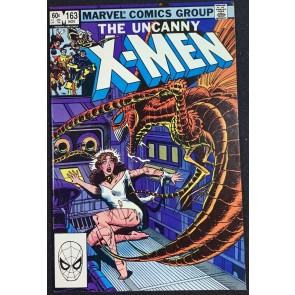 X-Men (1963) #163 FN (6.0) origin Binary