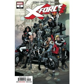 X-Force (2018) #2 VF/NM Pepe Larraz