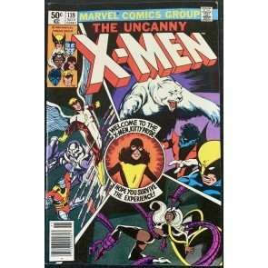 X-Men (1963) #139 VF- (7.5) Kitty Pride Joins 1st Brown Costume Wolesm