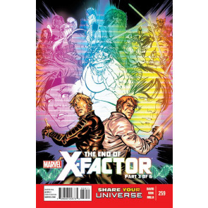 X-Factor (2006) #259 VF/NM Peter David