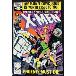 X-Men (1963) #137 VF- (7.5) Death of Phoenix