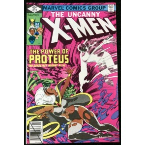 X-Men (1963) #127 NM (9.4) The Power of Proteus