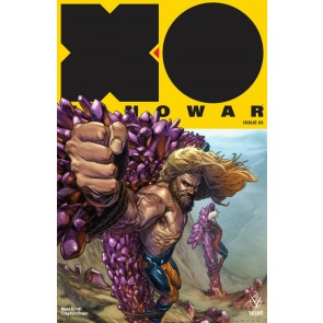 X-O Manowar (2017) #9 VF/NM Lewis LaRosa Cover Valiant