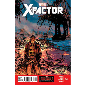 "X-Factor (2006) #254 VF/NM Peter David ""Hell on Earth"" Part Five"