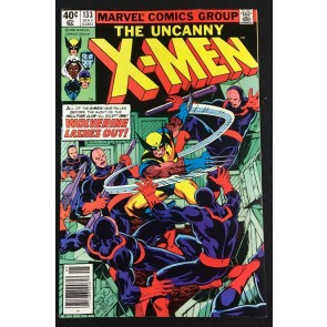 X-Men (1963) #133 VF+ (8.5) 1st Wolverine solo story vs Hellfire Club