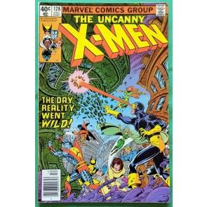 X-men (1963) #128 FN+ (6.5)