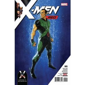 X-men Red (2018) #5 VF/NM