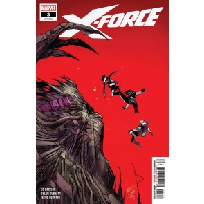 X-Force (2018) #3 VF/NM Pepe Larraz