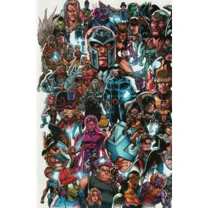 X-Men (2019) #1 VF/NM Mark Bagley Every Mutant Ever Variant Cover