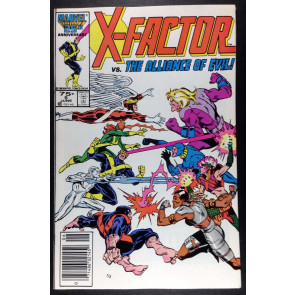 X-Factor (1987) #5 VF/NM (9.0) 1st app Apocalypse X-men