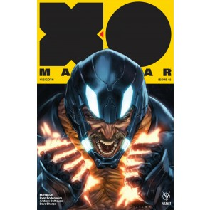 X-O Manowar (2017) #12 VF/NM Lewis LaRosa Cover Valiant
