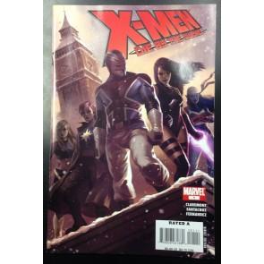 X-MEN DIE BY THE SWORD (2007) #1 VF- (7.5) Excalibur Exiles
