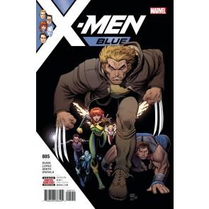 X-men Blue (2017) #5 VF/NM Arthur Adams Cover