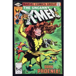 X-Men (1963) #135 VF+ (8.5) Classic Dark Phoenix cover