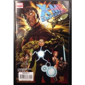 X-MEN Emperor Vulcan (2007) #1 VF+ (8.5) Starjammers