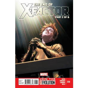 X-Factor (2006) #258 VF/NM Peter David