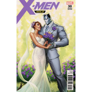 X-men Gold (2017) #30 VF/NM Variant Cover (Kitty Pryde & Colossus)