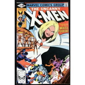 X-Men (1963) #131 VF- (7.5) 1st White Queen cover Emma Frost