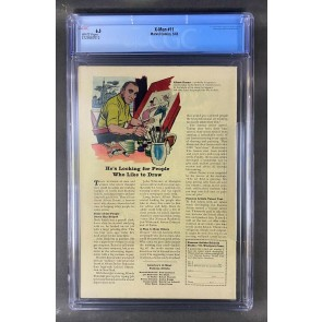 X-Men (1963) #11 CGC 6.5 White Pages 1st Appearance the Stranger (3723667012)