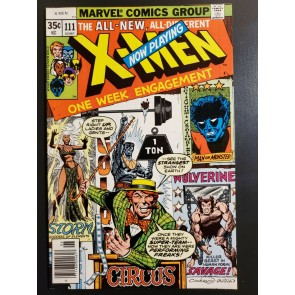 X-MEN #111 VF/NM (9.0) Claremont, Cockrum, Byrne |