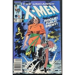 X-Men (1963) #185 FN/VF (7.0)