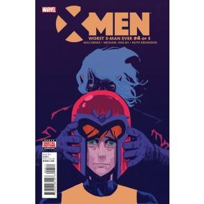 X-men: Worst X-men Ever (2016) #4 of 5 VF/NM