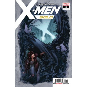 X-men Gold (2018) Annual #2 VF/NM (9.0) cover A