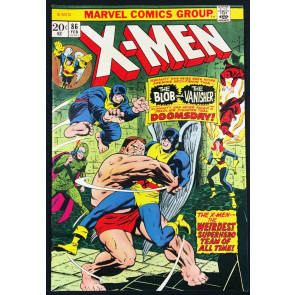 X-Men (1963) #86 VF/NM (9.0) Mark Jewelers insert variant