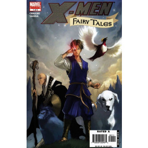 X-Men Fairy Tales (2006) #'s 1 2 3 Near Complete VF/NM Set