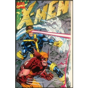 X-men (1991) #1 VF/NM (9.0) or better Jim Lee all 5 Covers Magneto Wolverine