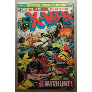 X-Men (1963) #95 VG (4.0) 3rd app New X-Men