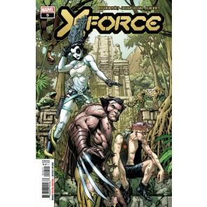 X-Force (2019) #9 VF/NM (9.0) or Better Dustin Weaver Regular Cover A