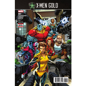 "X-men Gold (2017) #'s 7 8 9 11 12 Near Complete VF/NM ""Evil Empires"" Set"