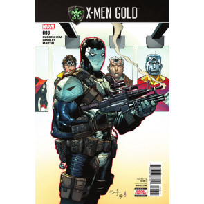 X-men Gold (2017) #'s 7 8 9 11 12 Near Complete VF/NM