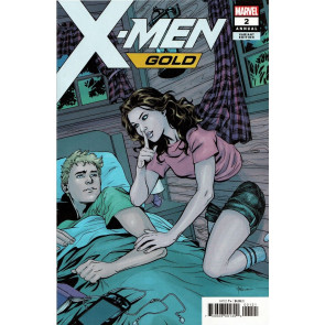 X-men Gold Annual (2018) #2 VF/NM Emanuela Lupacchino Variant Cover
