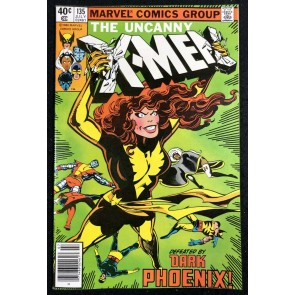 X-Men (1963) #135 NM (9.4) classic Dark Phoenix cover by John Byrne