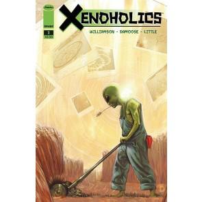 XENOHOLICS #3 NM  IMAGE COMICS