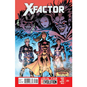 "X-Factor (2006) #251 VF/NM Peter David ""Hell on Earth"" Part Two"