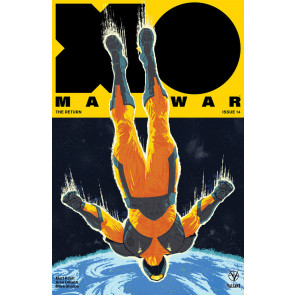 X-O Manowar (2017) #14 VF/NM (9.0) variant cover B Valiant Comics