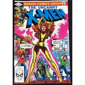 X-Men (1963) #157 NM (9.4) Dark Phoenix Cover & Story